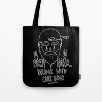 Party Hard* Tote Bag