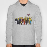 Game Of Thrones Cast 1 Hoody