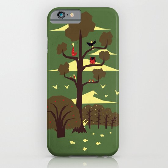 R is for Rabbit iPhone & iPod Case