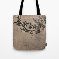 Oriental Breeze Tote Bag