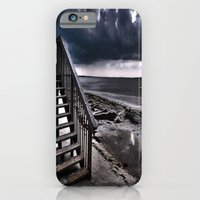 iPhone & iPod Case featuring Can You Sea What I Sea by Corinne Morris