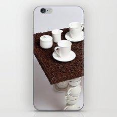 Coffee Table iPhone & iPod Skin