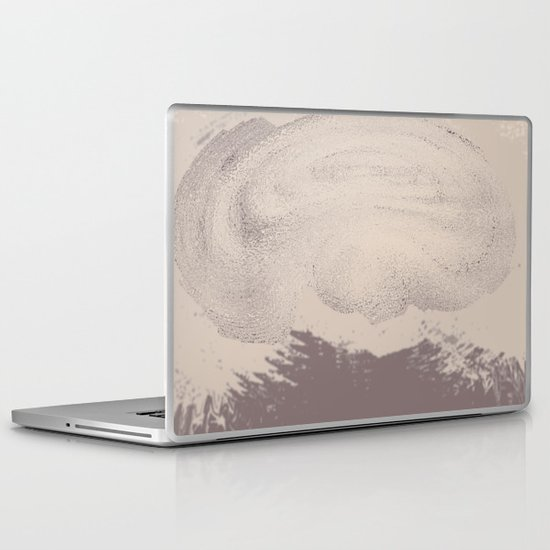 Let Your Mind Wander (Pink) Laptop & iPad Skin