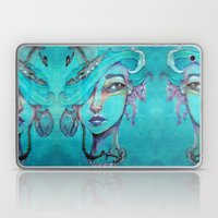 Pearl's Water Ways Laptop & iPad Skin