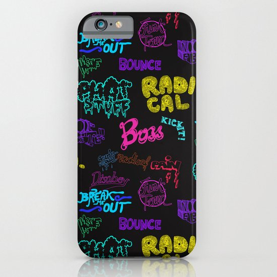 Fresh Type Day - Color Edition iPhone & iPod Case