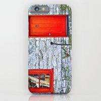 Winchester Red Door iPhone 6 Slim Case