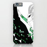 Capricorn / 12 Signs Of … iPhone 6 Slim Case