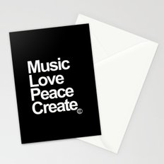 MLPC White Stationery Cards