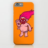 iPhone Cases featuring Troll Face by Artistic Dyslexia
