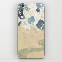 Out Of All Them Bright S… iPhone & iPod Skin