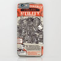 iPhone & iPod Case featuring Extraordinarily Useless Utility by Joshua Kemble