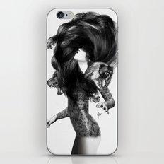 Bear #3 iPhone & iPod Skin