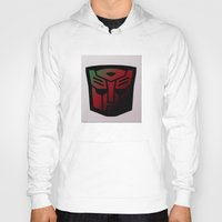 Transformers Generation 1: Rub Sign: Autobot Hoody
