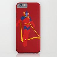 Confidence!  Kallark, The Gladiator iPhone 6 Slim Case