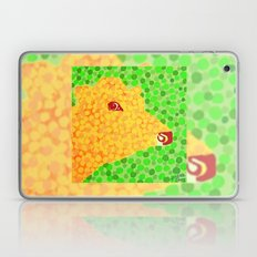 The Orange Cow Laptop & iPad Skin