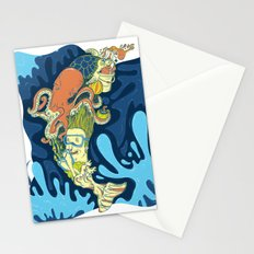 dolphin Stationery Cards