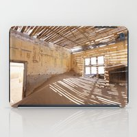 Kolmanskop Ghost Town iPad Case