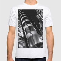Lloyds of London Mens Fitted Tee Ash Grey SMALL
