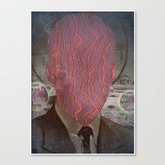 Head Trauma Canvas Print