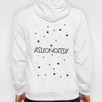 Astronomy Ambigram Hoody