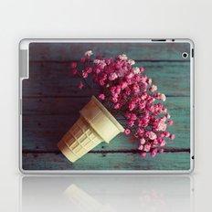 flower cone I Laptop & iPad Skin