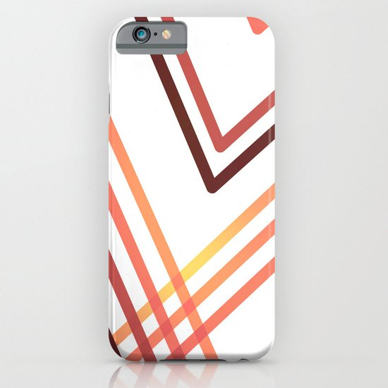 Crossing Paths iPhone & iPod Case