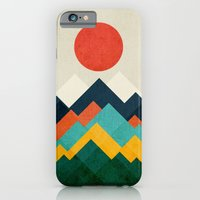 The hills are alive iPhone 6 Slim Case