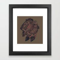 The Pirate's Assistant Framed Art Print