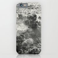 iPhone & iPod Case featuring Somewhere Over The Clouds (III by Dr. Lukas Brezak