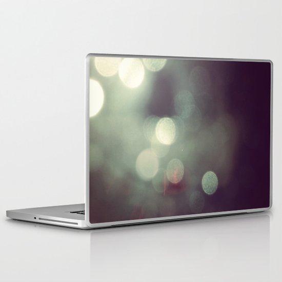 Bokeh @ Night Laptop & iPad Skin
