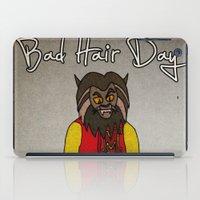 bad hair day no:5 / Thriller iPad Case