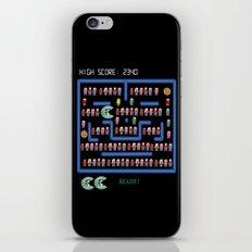 starbucks eats the basics! iPhone & iPod Skin