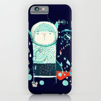 iPhone & iPod Case featuring Alien by Nayoun Kim