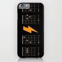 ACDC Back in Black iPhone 6 Slim Case