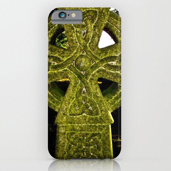 Celtic Cross iPhone & iPod Case