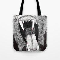 Roar! Tote Bag