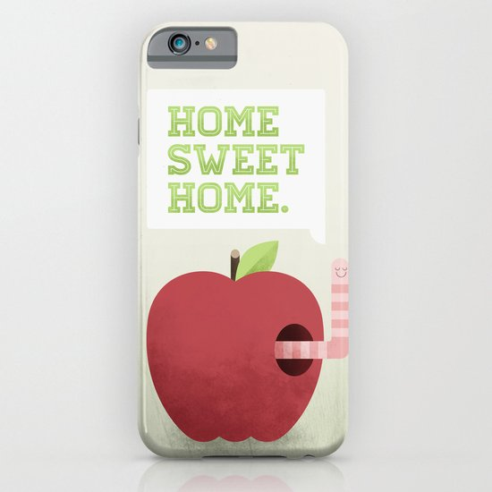 Home Sweet Home iPhone & iPod Case