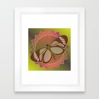 Can You See Me  Framed Art Print