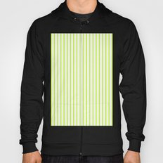 Vertical Lines (Lime/White) Hoody