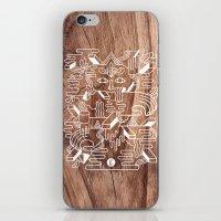 Fever Dreams iPhone & iPod Skin