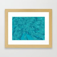 Jureles Framed Art Print