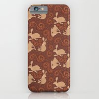 Hare Hoedown iPhone 6 Slim Case