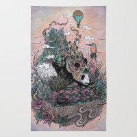 Land Of The Sleeping Gia… Rug