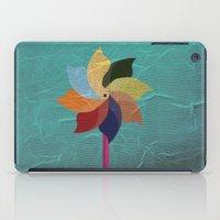 Toy Windmill iPad Case