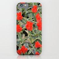 Fire Of Love iPhone 6 Slim Case