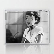 Anya Smith - Roman Holiday (Audrey Hepburn) Laptop & iPad Skin
