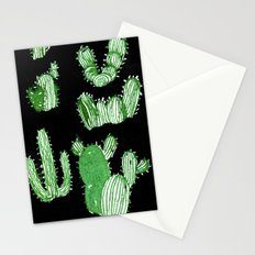 Cactus Beard Dude Stationery Cards