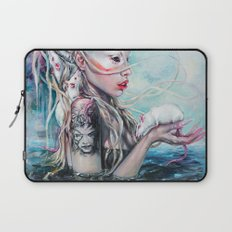 Yolandi The Rat Mistress 	 Laptop Sleeve