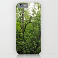 iPhone & iPod Case featuring Forest  by Riley Gallagher