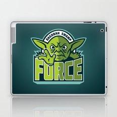 Dagobah Swamp Force - Teal Laptop & iPad Skin